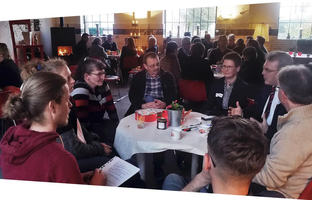Moderation Bürgerdialog